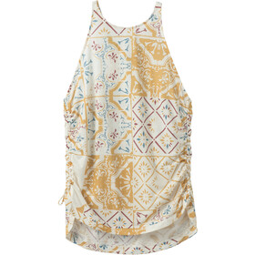 Prana Amata Top Damen soft white tile